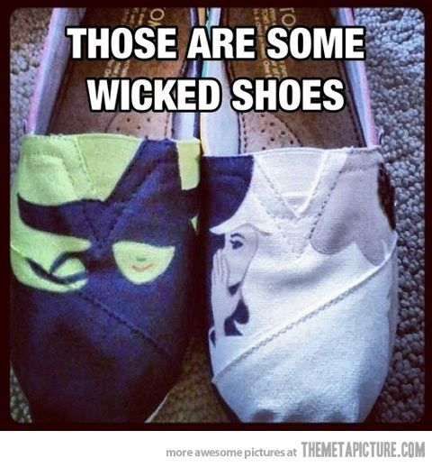 @Jill Frasier      Wicked shoes…