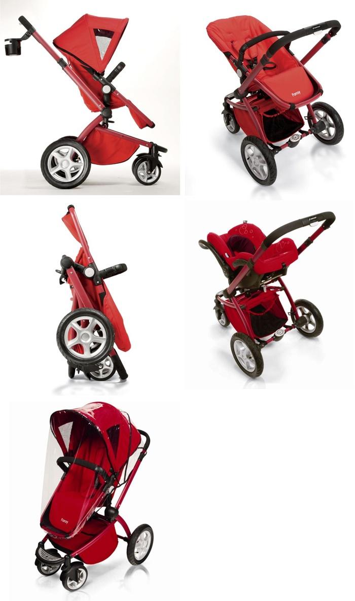 Maxi Cosi Foray LX Mico Infant Car Seat