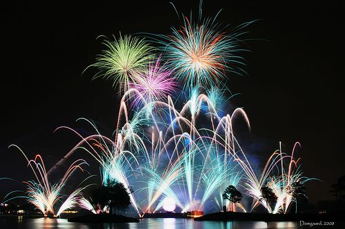 Illuminations at Epcot was beautiful!!!! only got to see it once but i will never forget it!