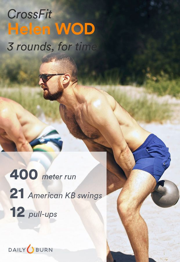 5 Beginner-Friendly CrossFit Workouts - Life by Daily Burn