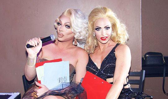 Raven & Alyssa Edwards
