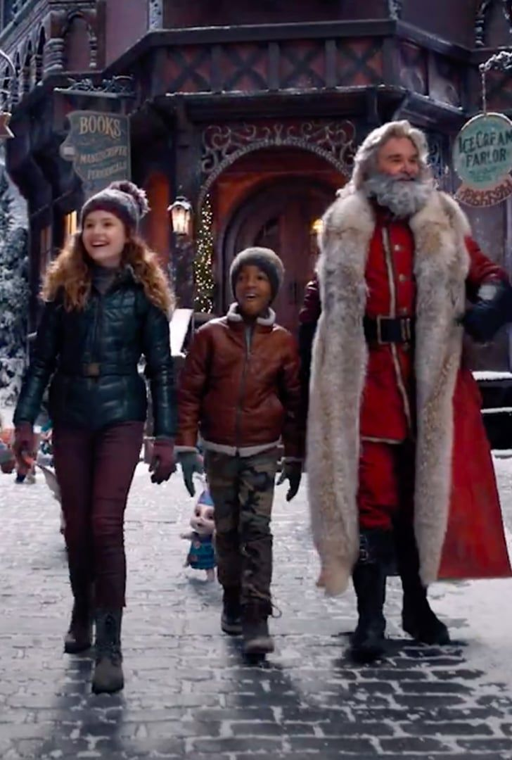 Kurt Russell And Goldie Hawn Try To Save The North Pole In The Christmas Chronicles 2 Trailer In 2020 Netflix Movie New Boyfriend Premiere