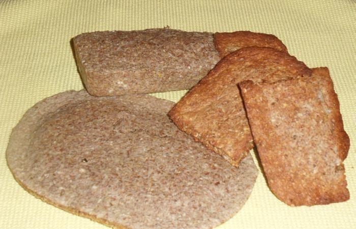 Régime Dukan (recette minceur) : Déclinaison de pains (cuisson micro-ondes) #dukan http://www.dukanaute.com/recette-declinaison-de-pains-cuisson-micro-ondes-11327.html