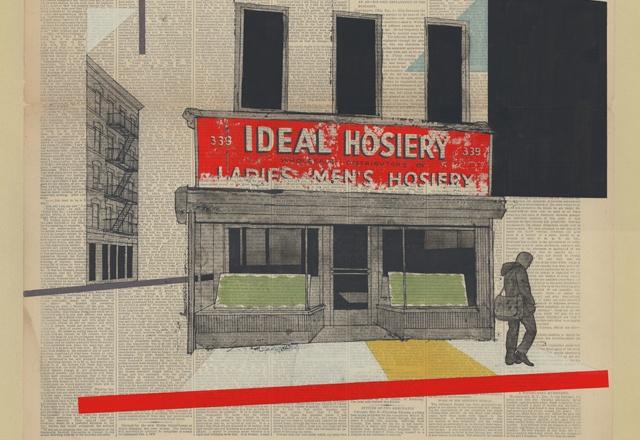 ideal hosiery - Evan Hecox