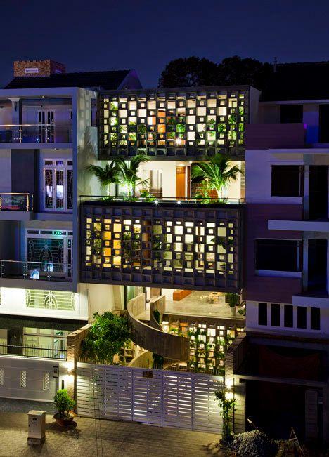 Tropical Modern Concrete Home 2