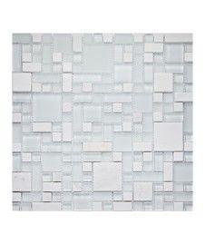 Orion White Modular Mix