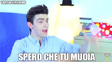Trash Italiano Michele Bravi