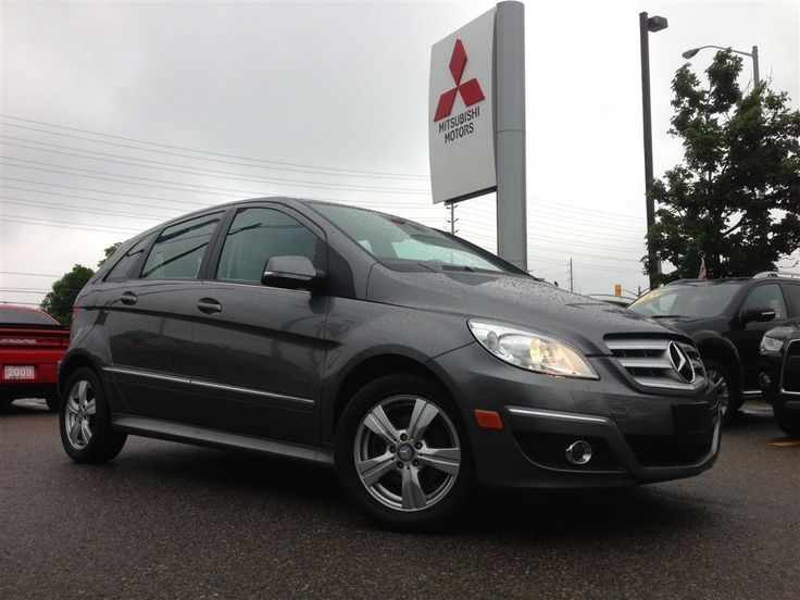 Come see #Brampton #Mitsubishi 's 2010 #Mercedes #Benz #B200! Loaded with an incredibly #rare #panoramic #roof and so much more! Come on in and drive this beautiful hatchback today!
