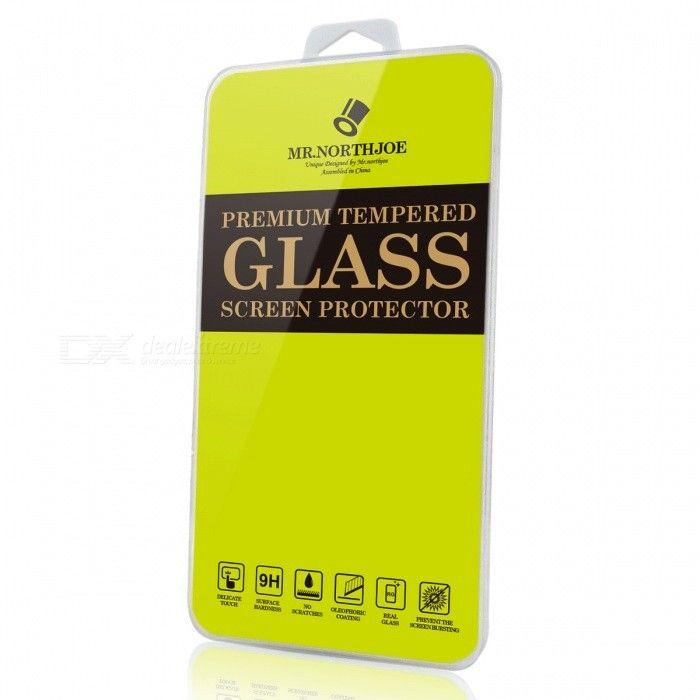 Mr.northjoe 0.3mm 2.5D 9H Tempered Glass Screen Guard Protector for Motorola MOTO G3