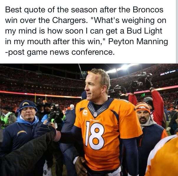 Famous Peyton Manning Quotes: Best Quotes, The O'jays And Quotes On Pinterest