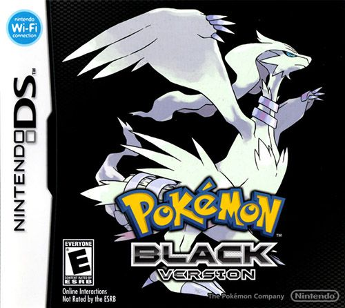 Play Pokemon Black Version Online Free Nds Nintendo Ds Black Pokemon Pokemon Black Version Pokémon Black And White