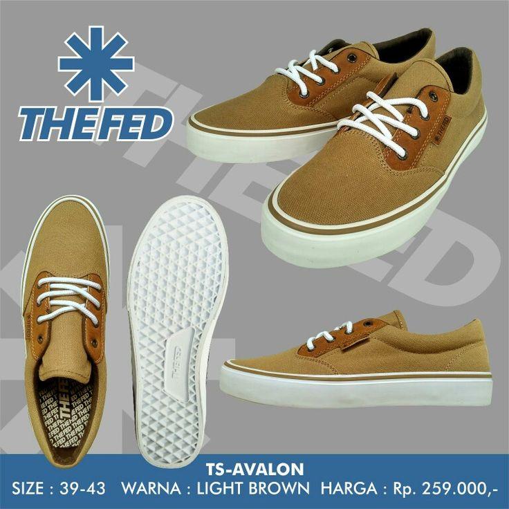 THE FED TS-AVALON Light Brown