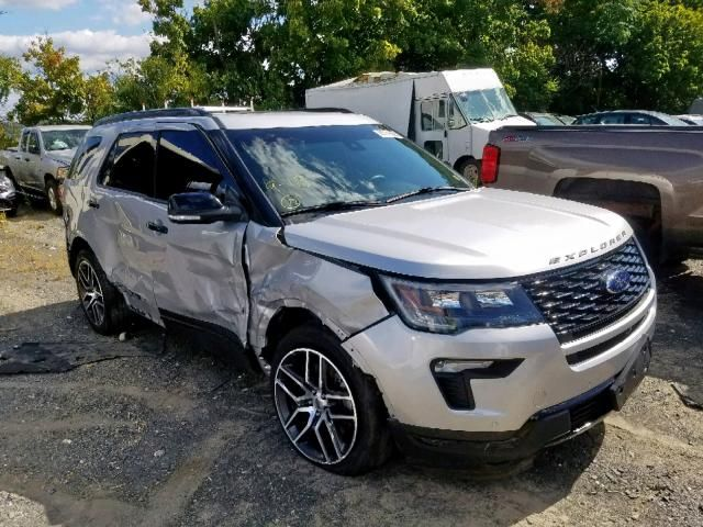 2018 Ford Explorer S 15900 Suv For Sale Ford Explorer Salvage