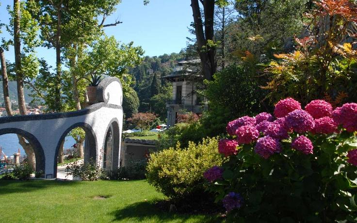 Buongiorno dal #Lago di #Como e da #CastaDiva #Resort & #SPA