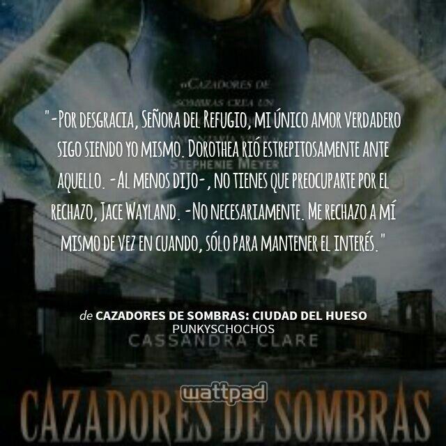 Cazadores De Sombras Ciudad De Hueso Cassandra Clare