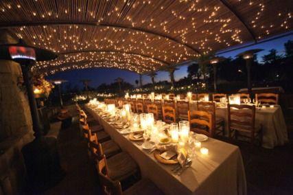 San Ysidro Ranch - The Stonehouse Restaurant Terrace