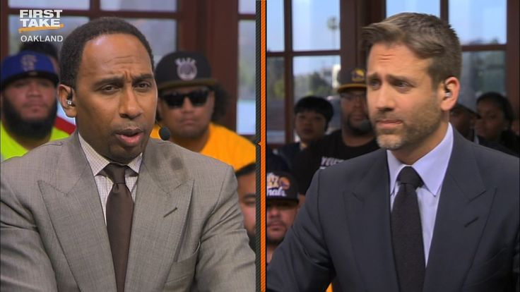 Stephen A. Smith and Max Kellerman debate whether the LeBron James and Kevin Durant rivalry is the new Larry Bird and Magic Johnson rivalry.