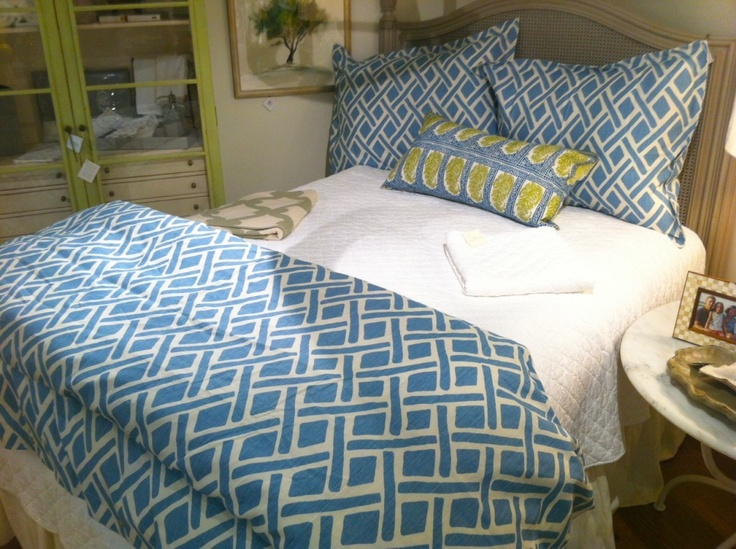 Linens by Traditions by Pamela Kline at Fraiche on the Avenues, Richmond, Virginia