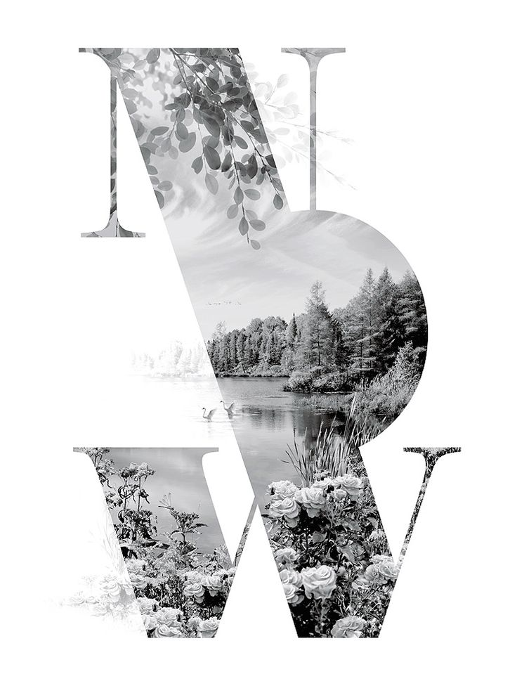 Faunascapes Type Series - New posters by WhatWeDo Copenhagen: http://www.whatwedo.dk/?case=Faunascapes_Type_Series #poster #artprint #landscape #photography