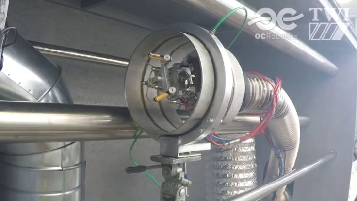 LaserPipe is an Innovate UK funded R&D project looking into the feasibility of in-bore pipe welding using industrial high-powered lasers, coupled with snake-...