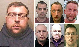 Good Riddance the rest should follow suit ...Robin Hollyson, one of Britain's most notorious paedophiles is found hanged in jail | Daily Mail Online Judge Julian Lambert told John Denham, Matthew Lisk, Adam Toms, Christopher Knight, David Harsley and Matthew Stansfield they were 'evil beyond rational understanding'.