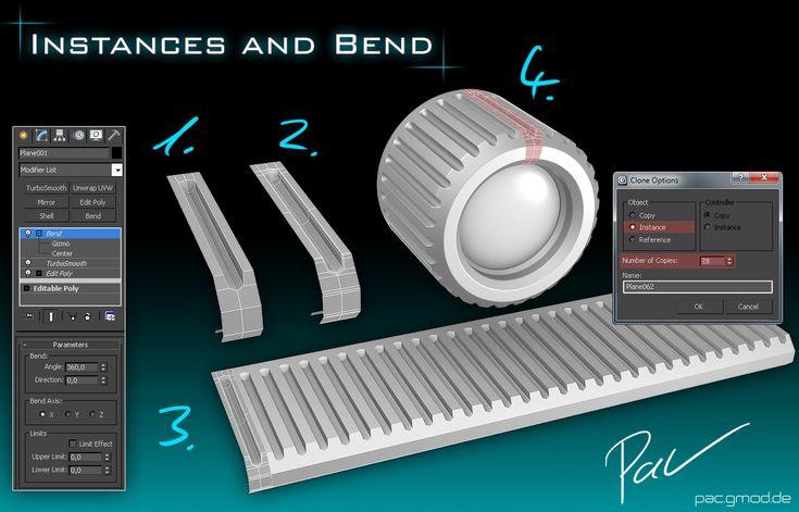FAQ: How u model dem shapes? Hands-on mini-tuts for mechanical sub-d AKA ADD MORE GEO - Page 96 - Polycount Forum