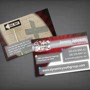 Youth pastor business card business cards pinterest business cards colourmoves