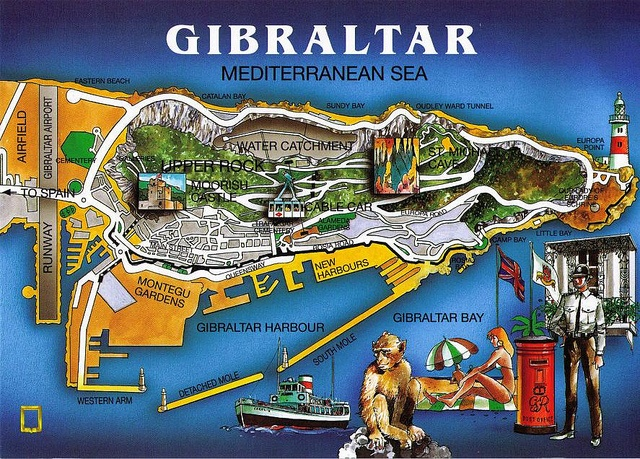 GIBRALTARAzamara Cruises, Visit Europe, Favourite Places, Cruises 2015, Private Dreams, Special Places, Dreams Holiday, Travel Posters, Travel Ideas