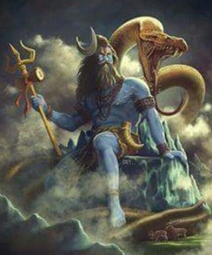 Lord Rudra