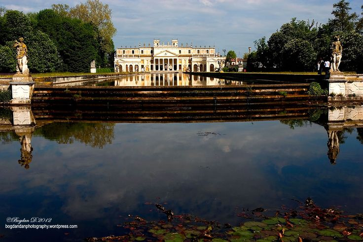 Historic Royal Palaces - Villa Pisani, northern Italy  More on:  http://bogdandanphotography.wordpress.com/traveller/historic-royal-palaces-villa-pisani-northern-italy/