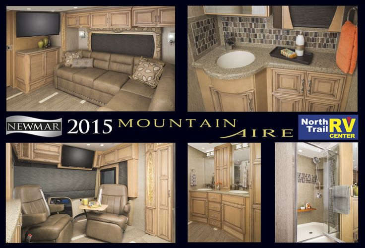 2015 Newmar Mountain Aire Luxury Diesel Pusher Motorcoach. North Trail RV  Center Is The Worldu0027s