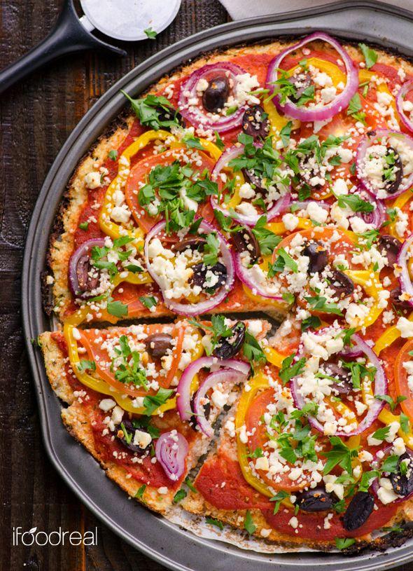 mediterranean-pizza-cauliflower-pizza-crust-recipe