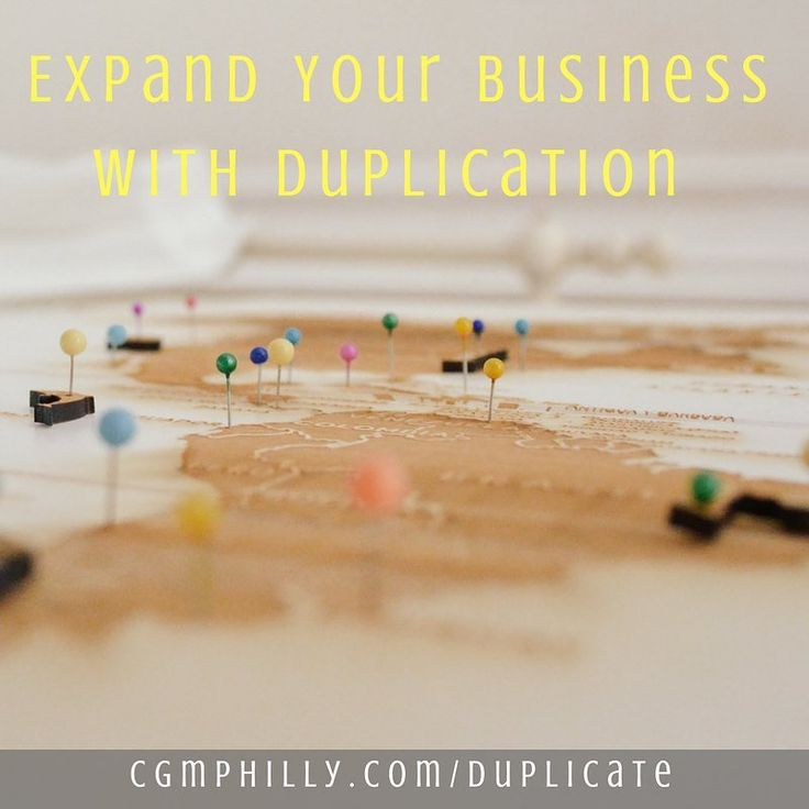 If you're not duplicating you're not in business. This is the moment of growth the business owner has been preparing for. He or she has grown the business to sustainability and it can now be scaled. Now it is time to focus on the future growth of the business. One of the best keys to continue growth is expanding. Within step 9 Reproduce or Die the business owner is going to learn how the process of duplication will help with business expansion. Are you ready grow and take your business to…