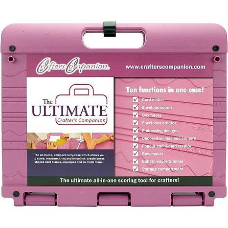 Crafter's Companion - The Ultimate Pro