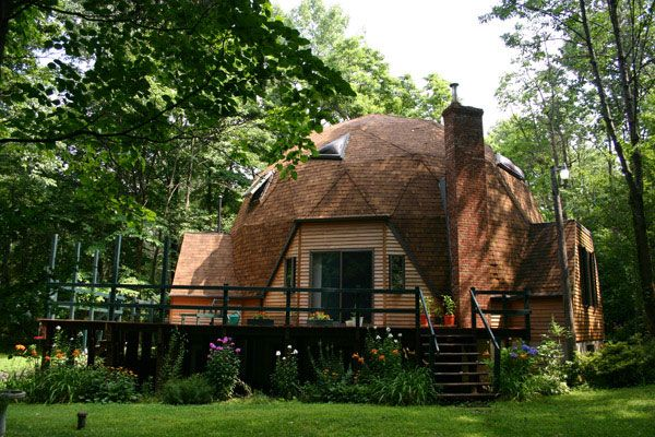 Google pinterest - The geodesic dome in connecticut call of earth ...