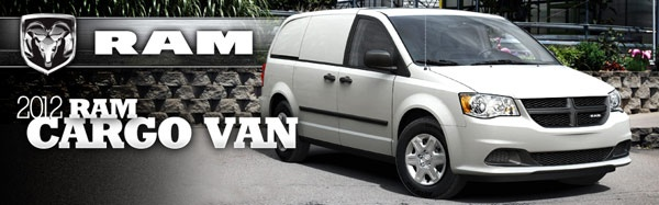 the new 2012 ram cargo van at capital chrysler jeep dodge in edmonton. Cars Review. Best American Auto & Cars Review