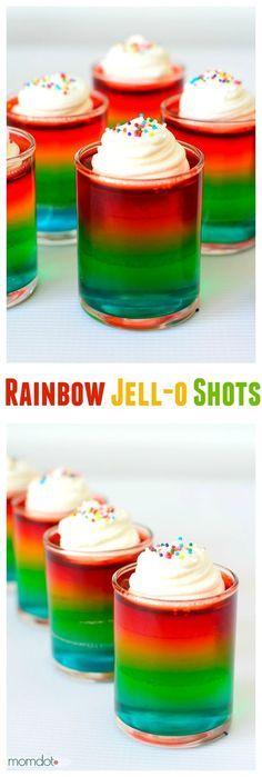 how to make green jello shots