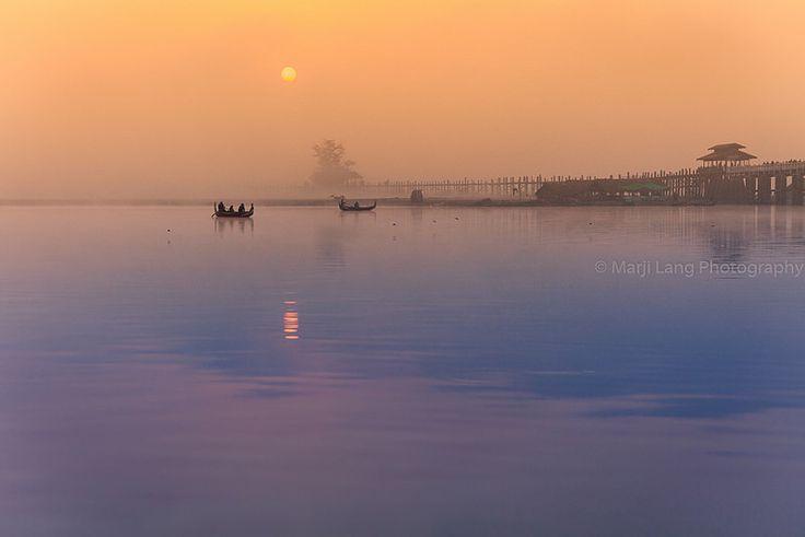 Sunrise, Amarapura