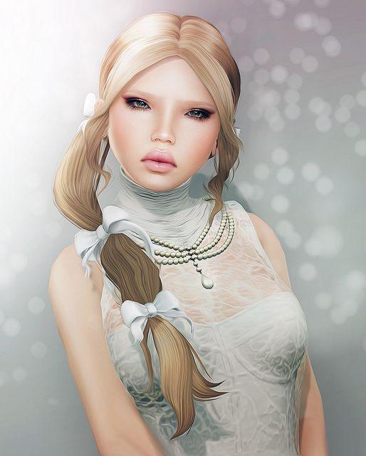 ~Tableau Vivant~ Ophelia Hair ( Collabor88 ) | Flickr - Photo Sharing!