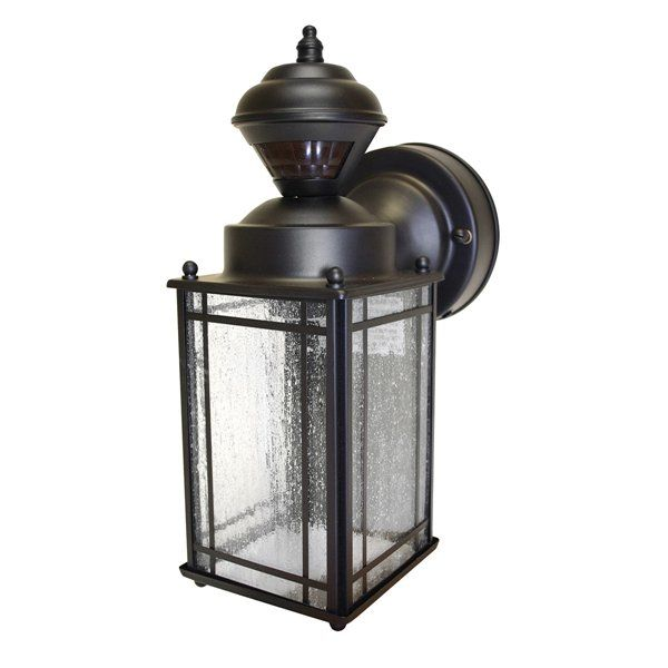 95 best outside lights images on pinterest outdoor walls heath zenith sl 4135 bk signature shaker cove mission motion sensing outdoor wall accent lightingpatio mozeypictures Image collections