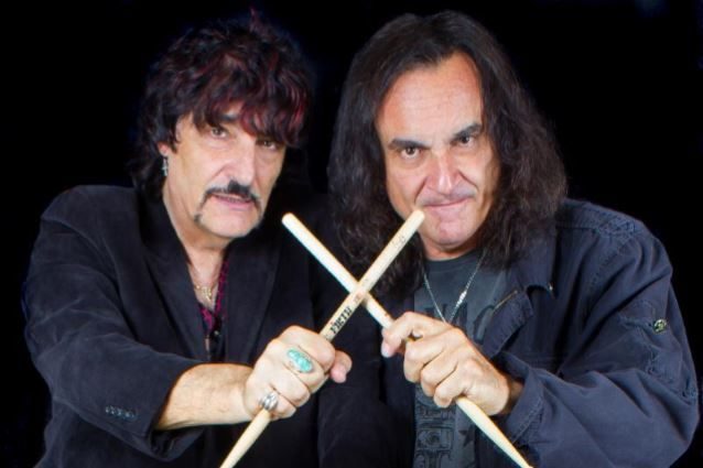 CARMINE And VINNY APPICE To Record Their Very First Studio Album Together