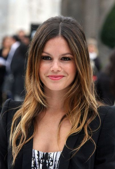 I'm asking for this color next time I get my hair done. It's like highlights+ombre and it's perf.: Hairstyles, Hair Styles, Ombre Hair, Makeup, Ombrehair, Beauty, Rachel Bilson, Hair Color