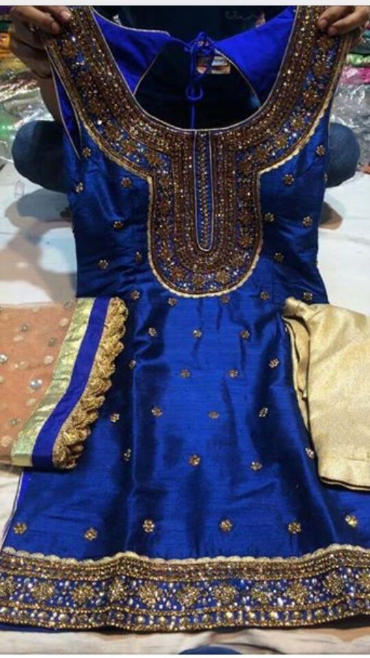 Perfect Royal blue that's timeless.