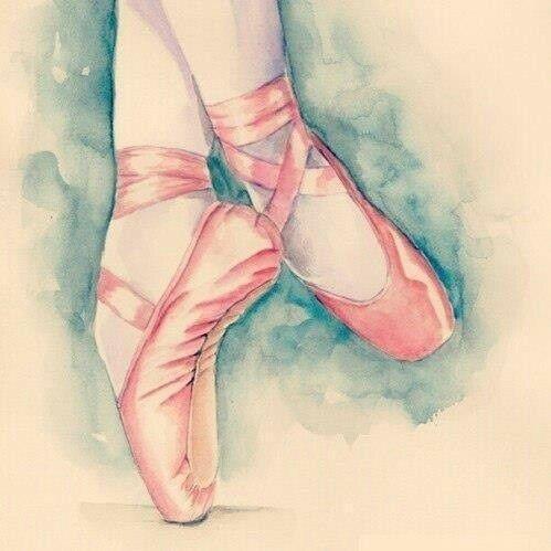 #ballerina #shoes #pink