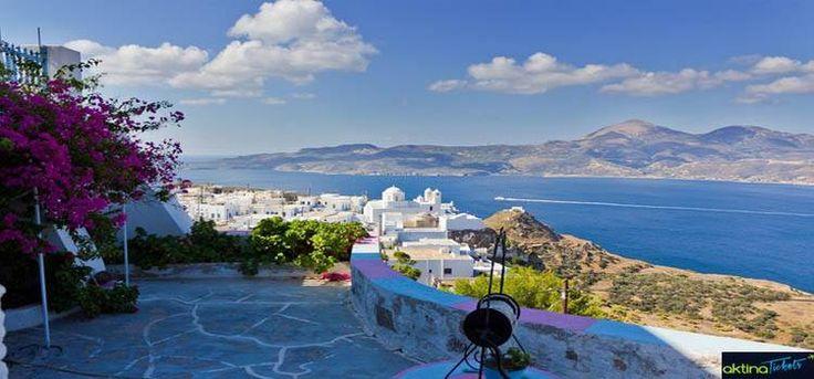 ☼☼Το πέμπτο σε έκταση νησί των Κυκλάδων,η ξακουστή Μήλος αποτελεί έναν από τους πιο ξεχωριστούς προορισμούς,διαθέτοντας μοναδικά γεωλογικά και μορφολογικά χαρακτηριστικά. ✈Επωφεληθείτε από την προσφορά της AEGEAN για 50.000 διαθέσιμες θέσεις σε πτήσεις εσωτερικού προς Aθήνα με 39€ & από Αθήνα με 59€ !!!!