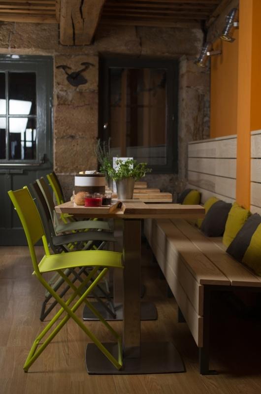 Restaurant et salon de thé 100 bio