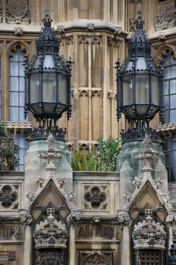 Also from the Houses of Parliament London, magnificent lamps atop the sandstone walls/gates around Parliament, wonderful architecture.   July 2013