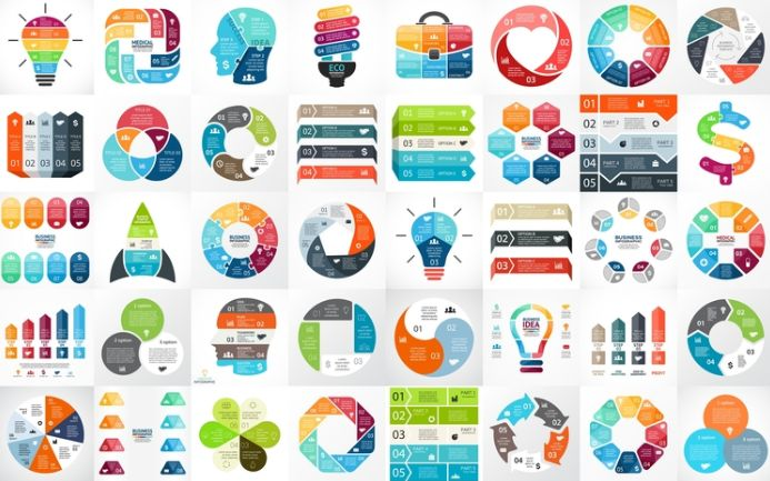 Infographics can be a great way to convey information, but there are some key notes you need to keep in mind when looking to create your own.