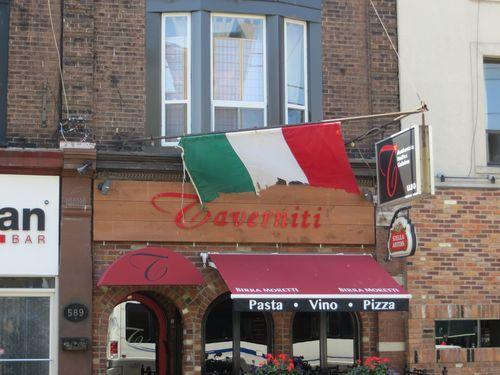 Little Italy street