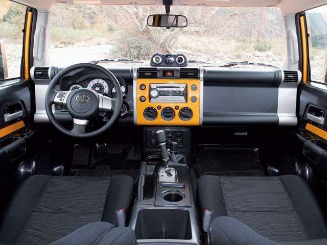 Toyota FJ Cruiser Price, Specs, Review, Interior 2013